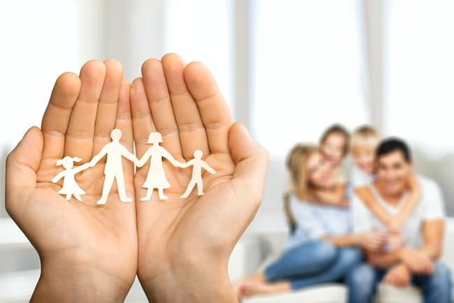 Защита прав и интересов несовершеннолетних детей