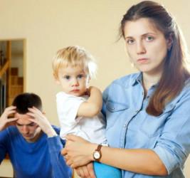 Как рассчитываются алименты на ребенка, если в планах развод с мужем