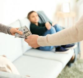 Как доказать,что платил алименты неофициально, если нет квитанций и чеков